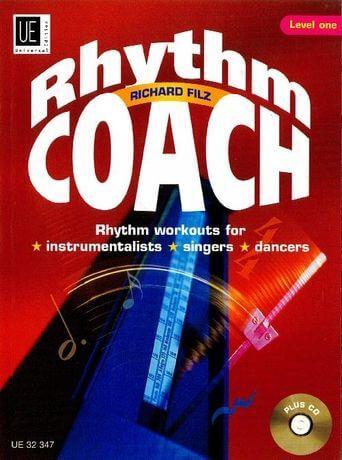 Rhythm Coach with CD Band 1