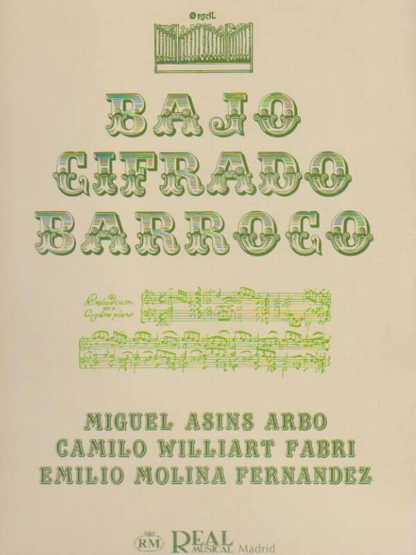 Bajo Cifrado Barroco Asins-Arbo