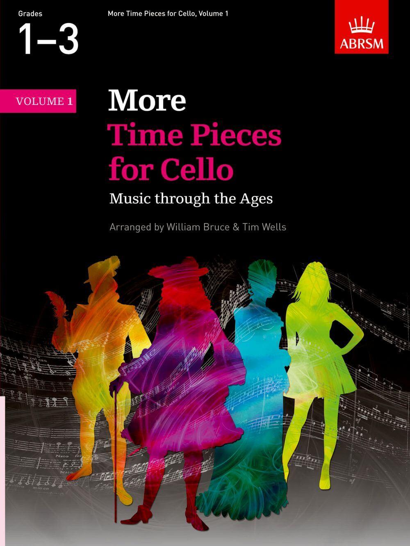 ABRSM More Time Pieces for Cello, Volume 1