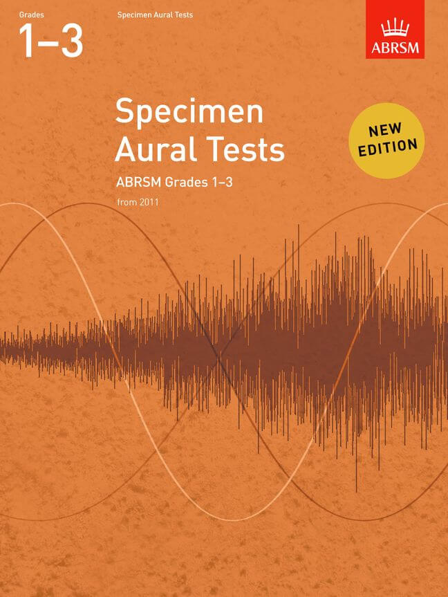 Specimen Aural Tests, Grades 13