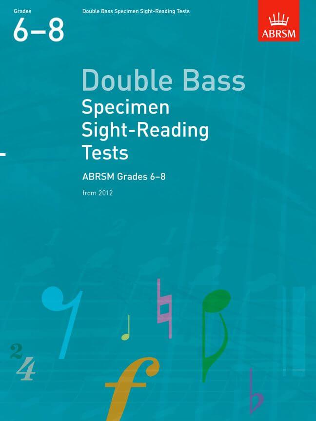 Double Bass Scales & Arpeggios, ABRSM Grades 6-8
