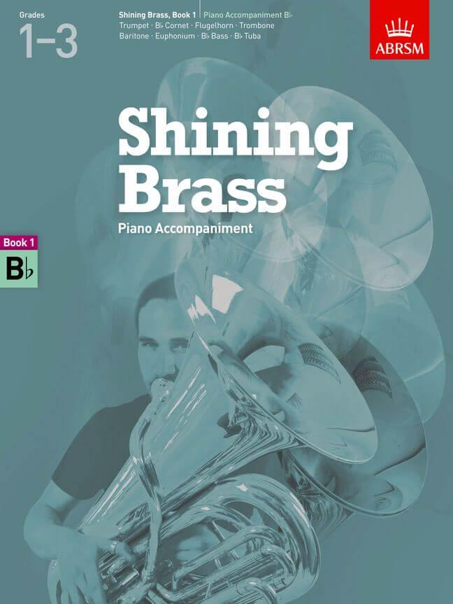 Shining Brass, Book 1, Piano Accompaniment Bb