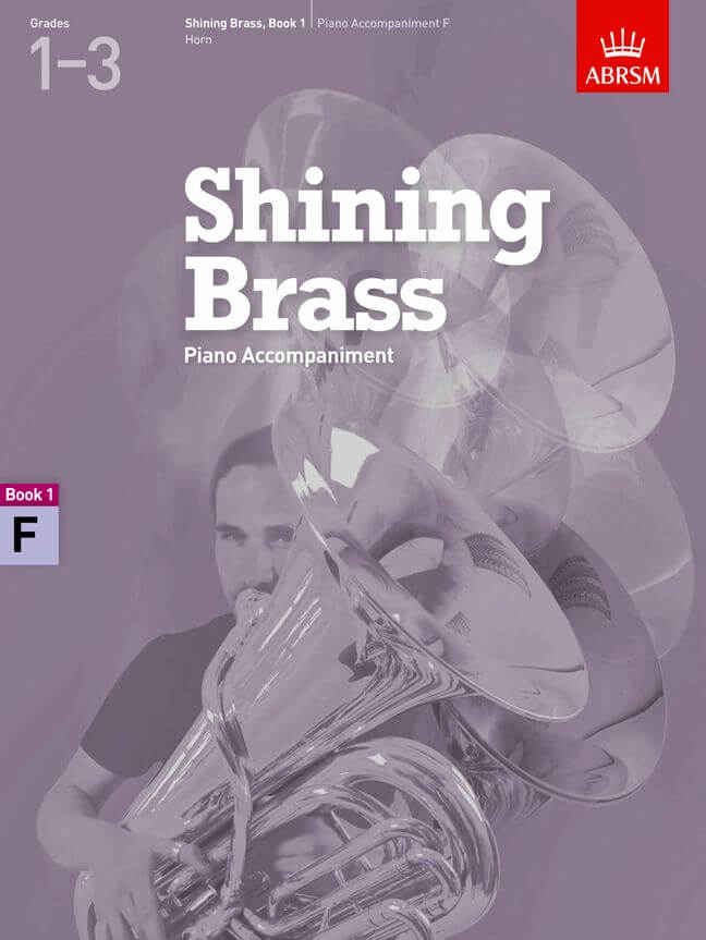 Shining Brass, Book 1, Piano Accompaniment F