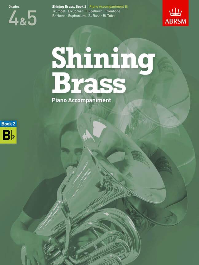 Shining Brass, Book 2, Piano Accompaniment B flat