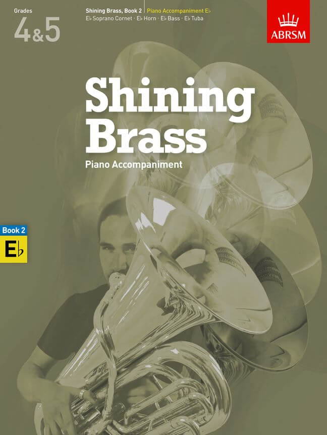 Shining Brass, Book 2, Piano Accompaniment E flat