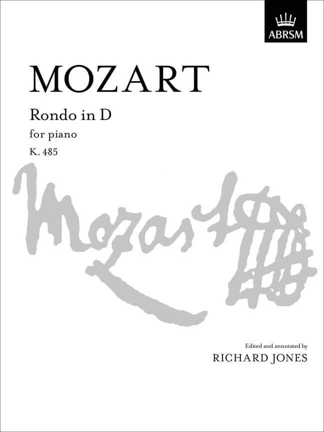 Rondo in D, K. 485