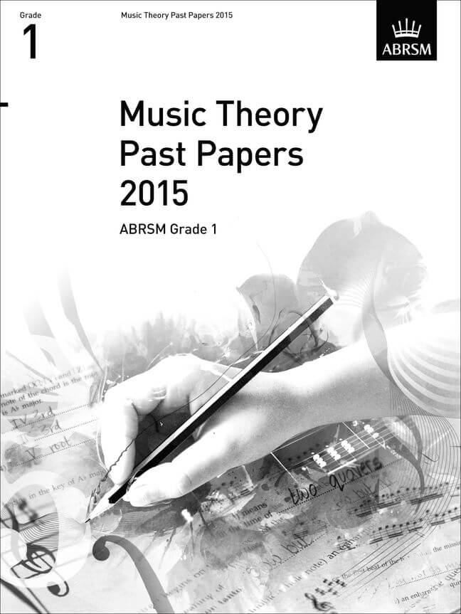 ABRSM Music Theory Past Papers 2015: GR. 1