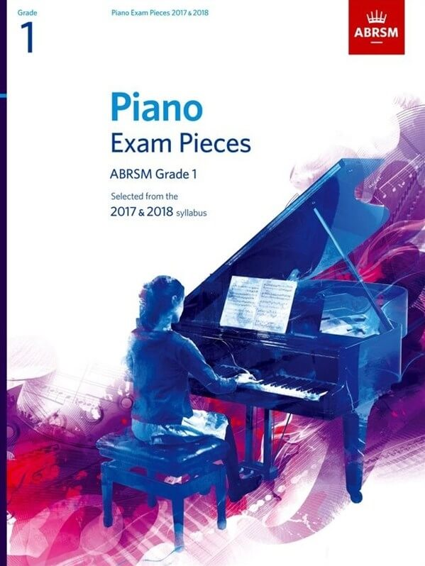 ABRSM Selected Piano Exam Pieces:2017-2018 Grade 1