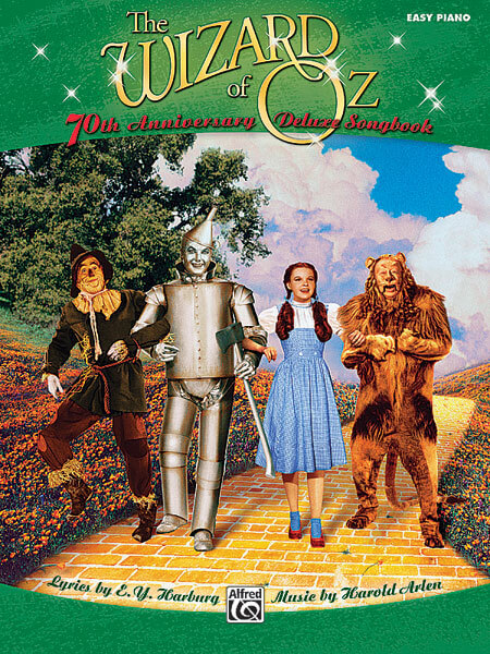 The Wizard of OZ: 70th Ann. Songbook