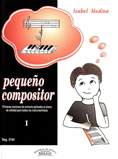 Pequeño compositor I. Armonía aplicada al piano