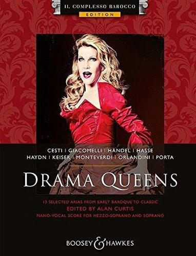 Drama Queens. 13 selected arias from early baroque to classi