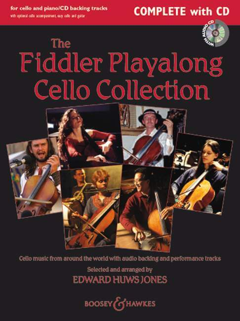 Fiddler Playalong Collection. Cello