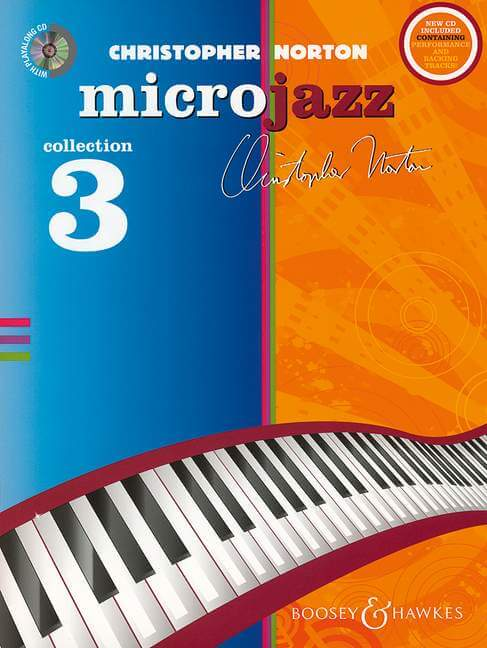The Microjazz Collection 3 (repackage). Graded piano pieces