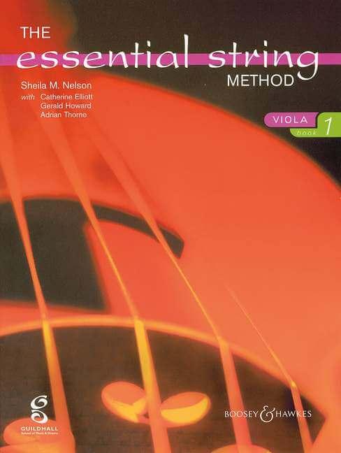 The Essential String Method for Viola Vol. 1
