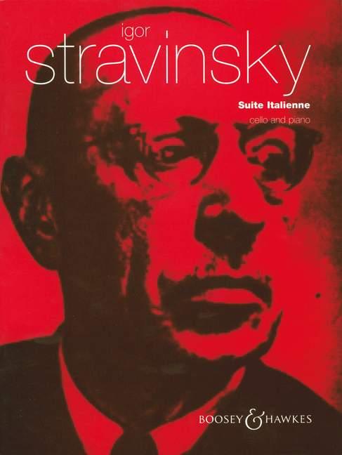 Suite Italienne (1932) violonchello-piano . Stravinsky