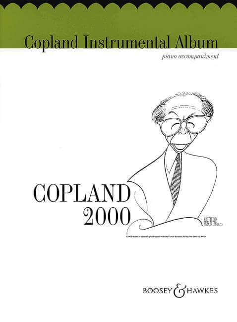 Copland Instrumental Album