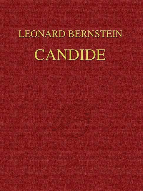 Candide. Bernstein. Bolsillo