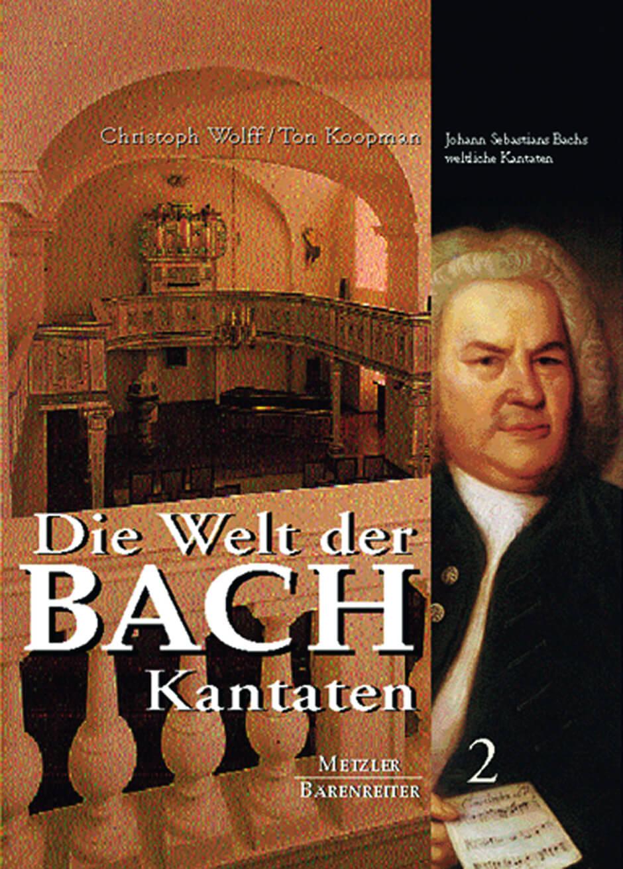 Die Welt der Bach-Kantaten, Band  II.