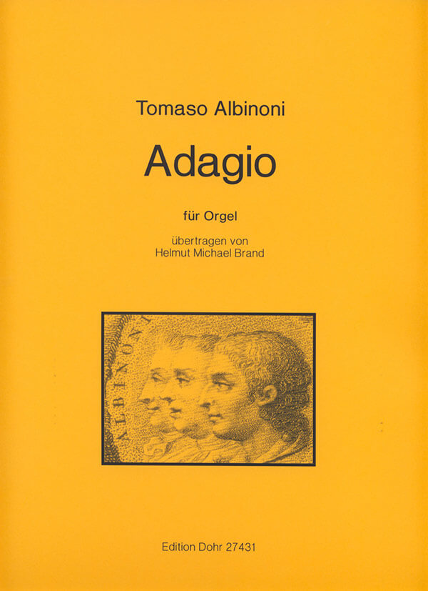 Adagio for Organ .Albinoni