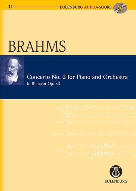 Concerto No. 2 Bb major op. 83.