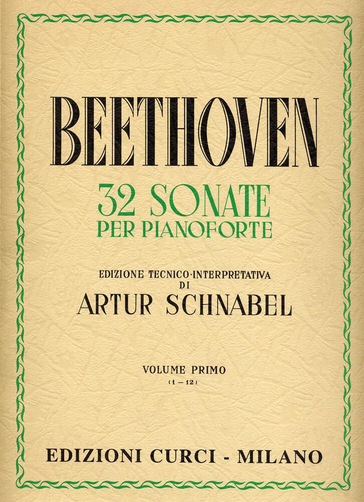 Sonate Vol. 1 (Schnabel).