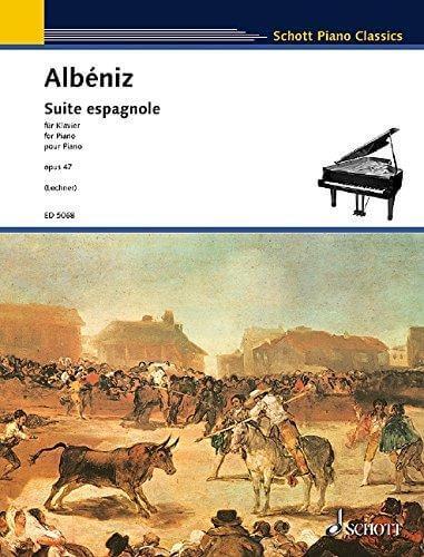 Suite espagnole op. 47. Op. 47