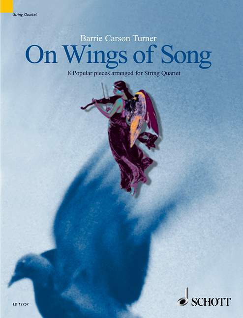 On Wings of Song. 8 Popular Pieces