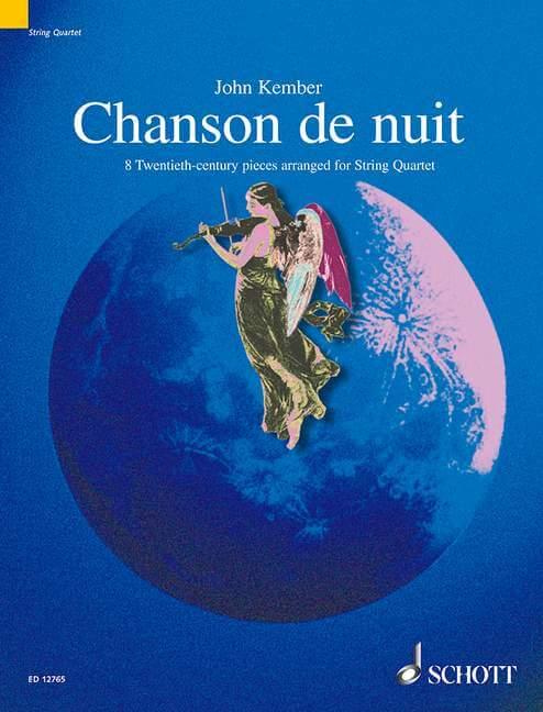 Chanson de nuit. 8 Twentieth-Century Pieces