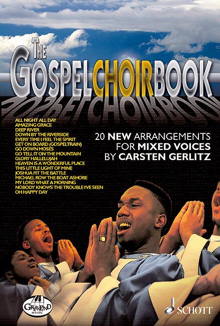 The Spiritual & Gospel Choirbook.