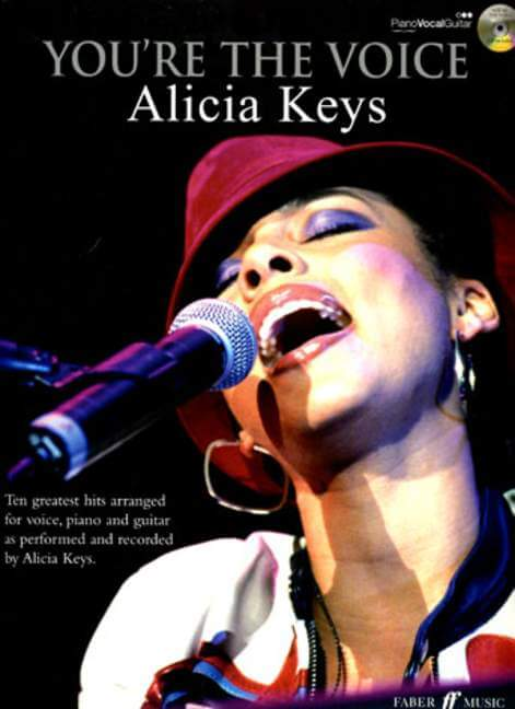 You're The Voice Alicia Keys. Ten Greatest Hits