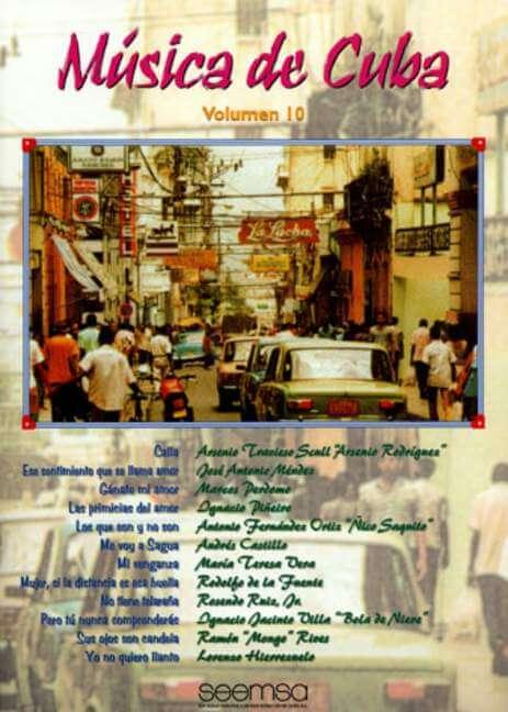 Music of Cuba Vol. 10