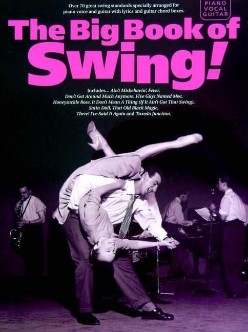 Big Book Of Swing.