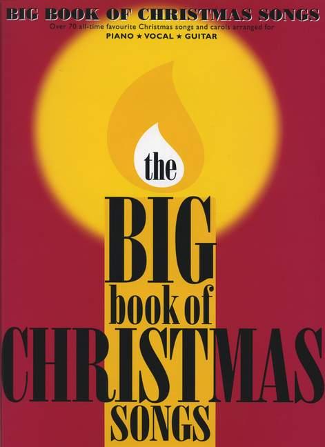 Big Book Of Christmas Songs.
