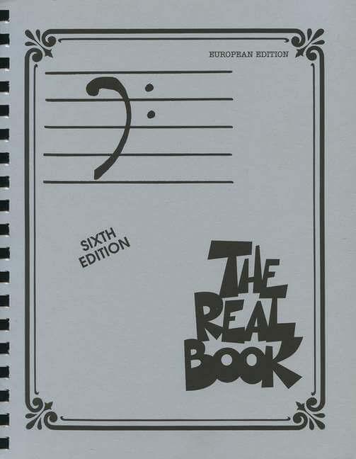 Real Book European Edition.