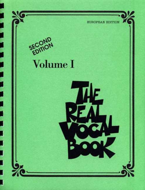The Real Vocal Book Vol1.