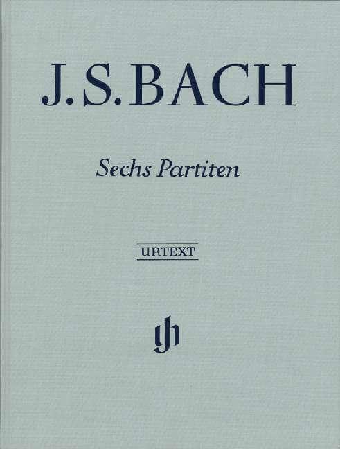 Six Partitas BWV825-830. Piano