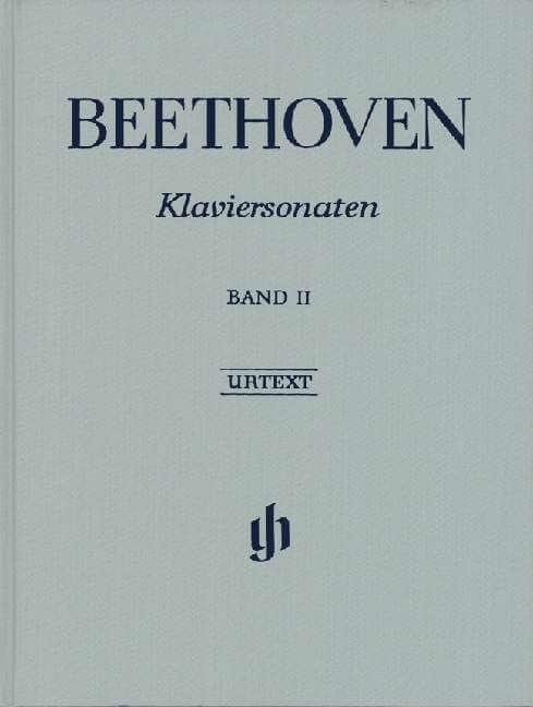 Piano Sonatas Volume II. Piano