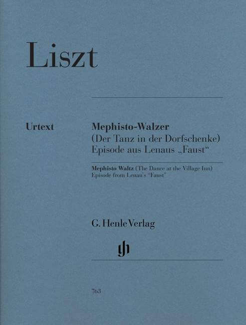 Mephisto Waltz. Piano