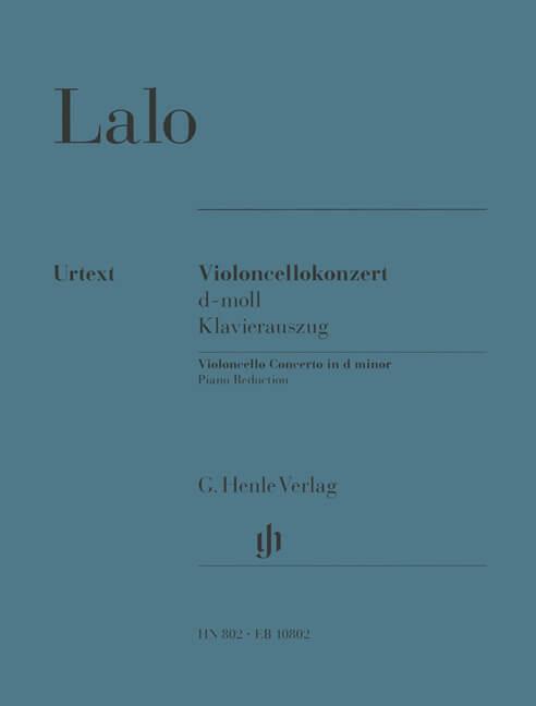 Violoncello Concerto in Dminor. Violoncello y Orquesta