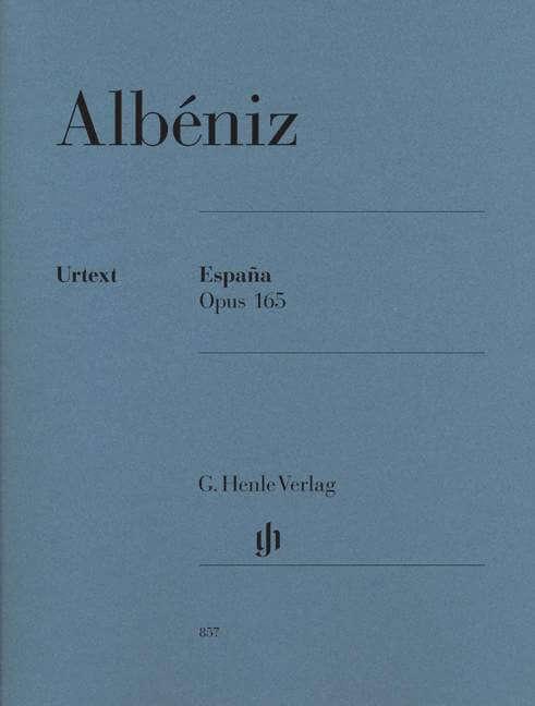 España Op.165 Piano Albeniz