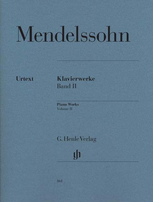 Piano Works Volume II. Piano