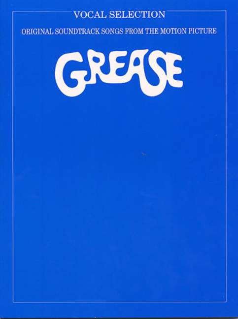 GREASE - MUSICAL (VOCAL SELECT.