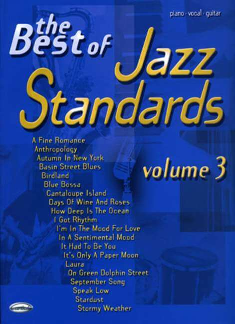 Best Of Jazz Standards 3.