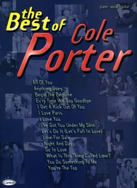 The Best of Cole Porter PVG