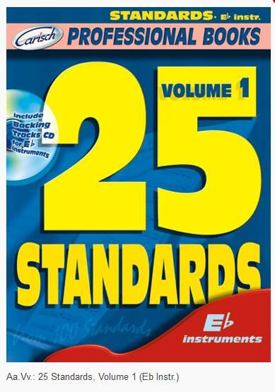 25 Standards Vol1.