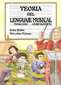 Teoria Del Lenguaje Musical Vol.1 Bellon/Moreno