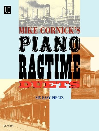 Piano Ragtime Duets
