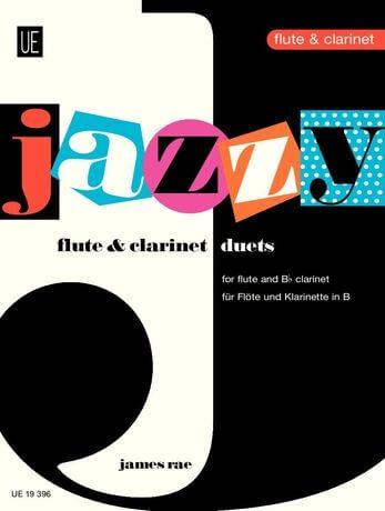 Jazzy Duets Flute & Clarinet