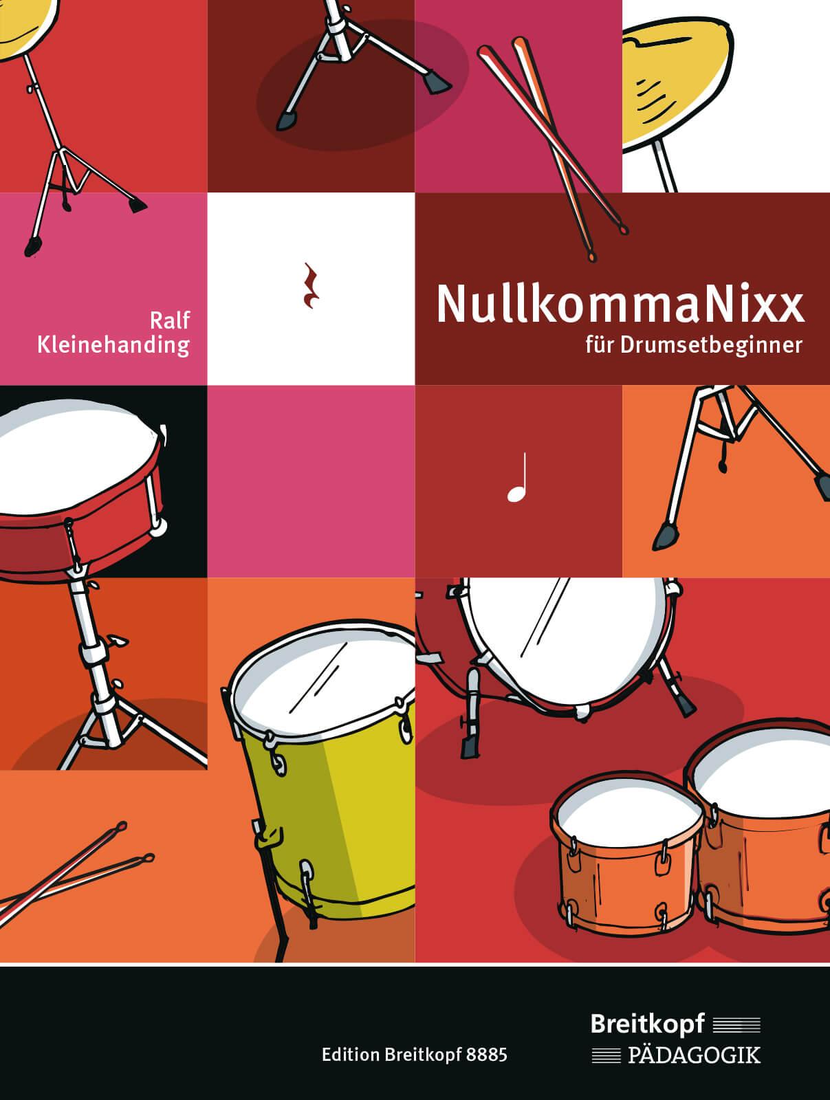 Nullkommanixx für Drumsetbeginner