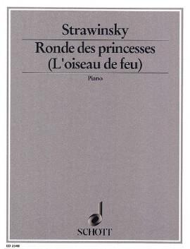 L'Oiseau de feu - The Firebird. Ronde des princesses Piano .Stravinsky